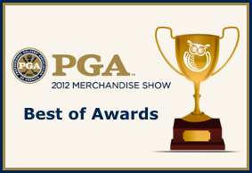 PGA Merchandise Show 2012 Awards