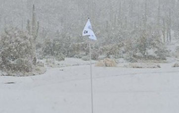 Golf: Arizona snow again delays Accenture Match Play Championships