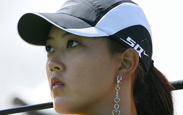 Wie doesn't dominate golf, it doesn't dominate her